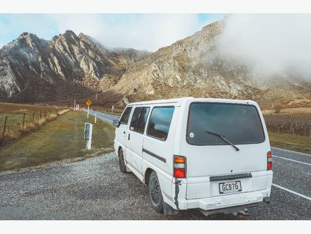 Mitsubishi L300 Camper Van - Newly Refurbished