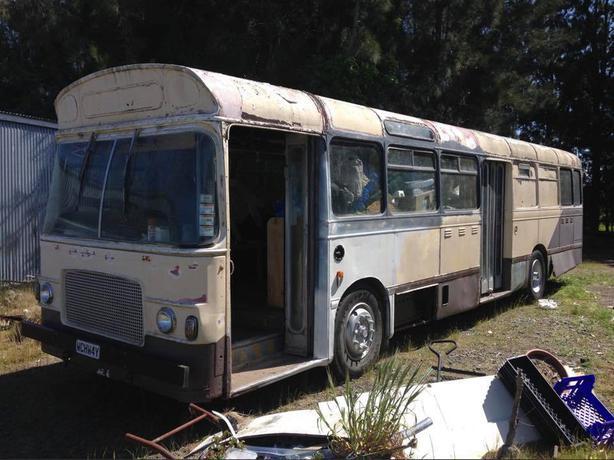 1974 Leyland REL Bus