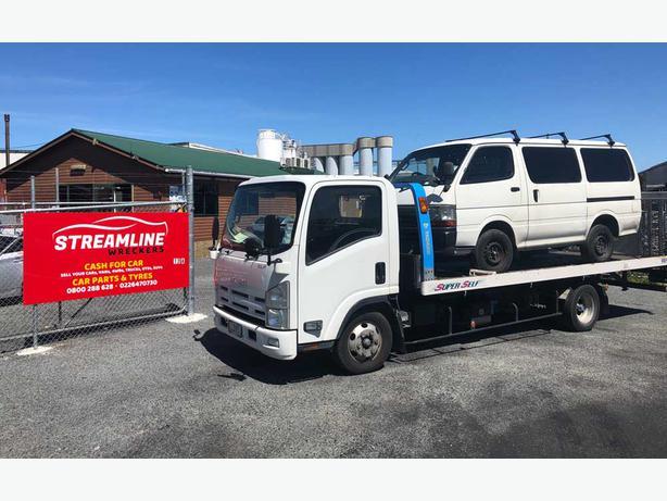 Auto Wreckers in Wellington