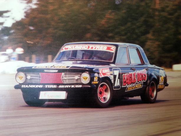 Valiant Race Car A.P.6