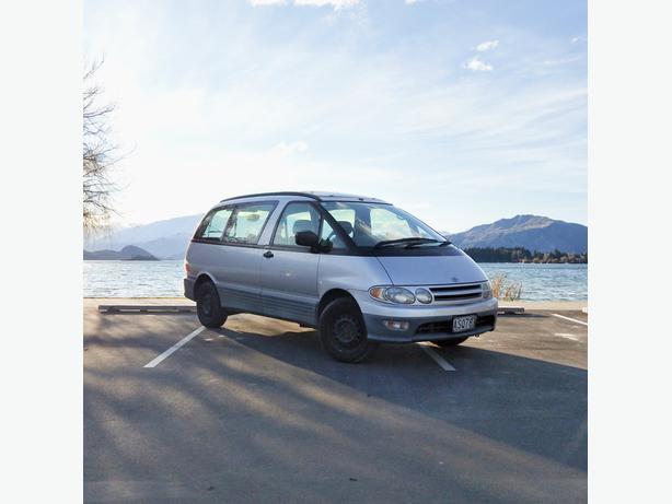 Toyota Estima Lucida X 1999 (Camper)