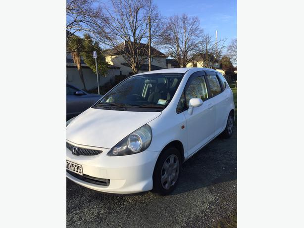 HONDA FIT 2004 FOR SALE