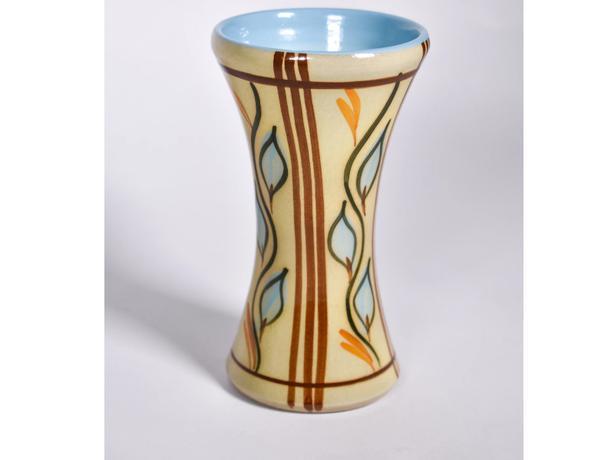 Hartrox ceramic vase