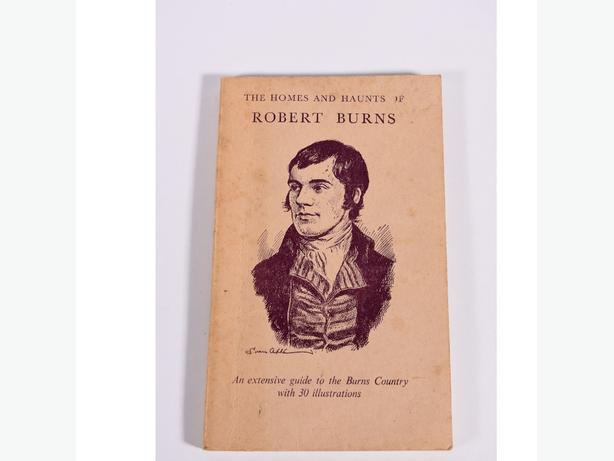 The Homes and Haunts of Robert Burns