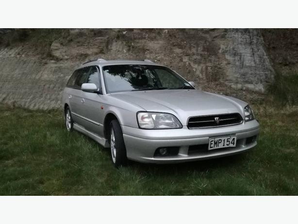 Subaru TSR