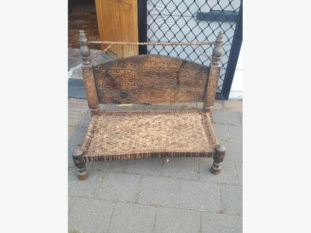 Early Indian Rajasthani Seat