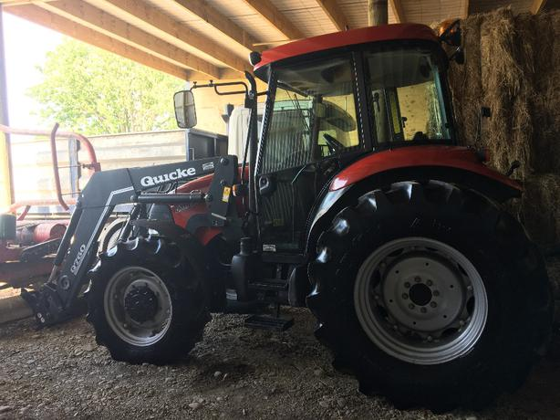 Case JX75 Tractor
