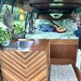 Toyota Hiace Camper van with AA inspection