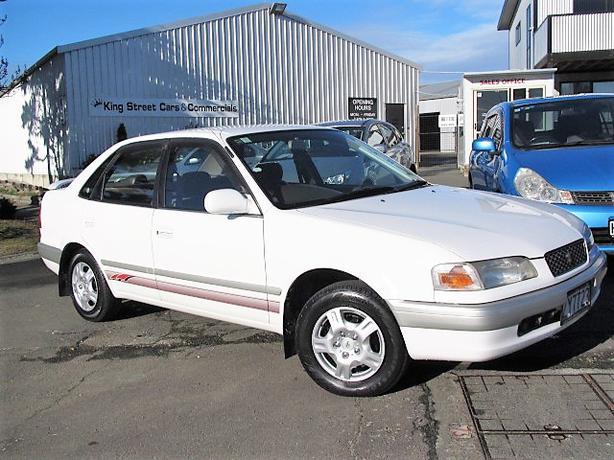 Toyota Corolla Sprinter XE Vintage AWD 1997