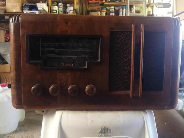 Columbus Valve Radio
