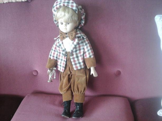 Unusual doll