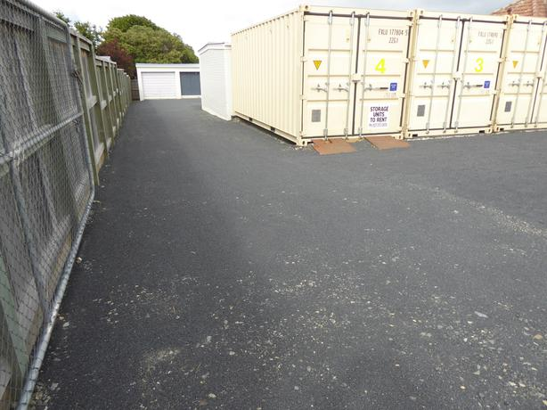 STORAGE UNITS FOR RENT IN PINEHILL, DUNEDIN
