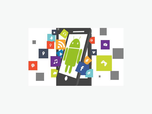 Website, Android and ios app design and app development