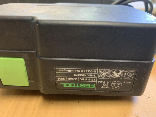 Festool 16.6v LC45 Battery Charger