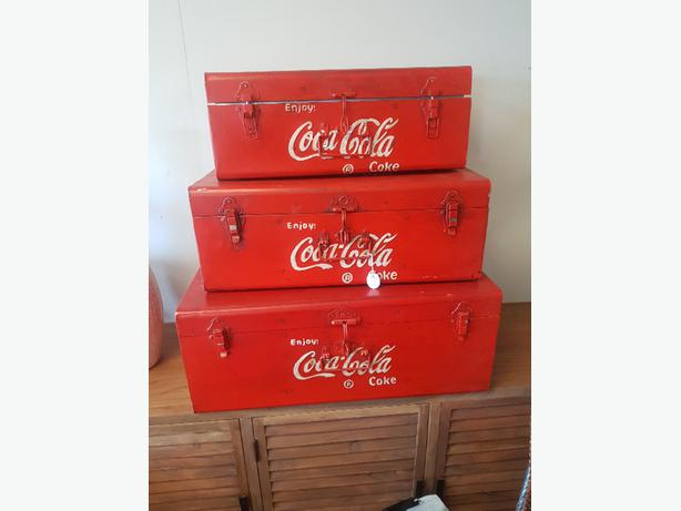 coca cola trunks