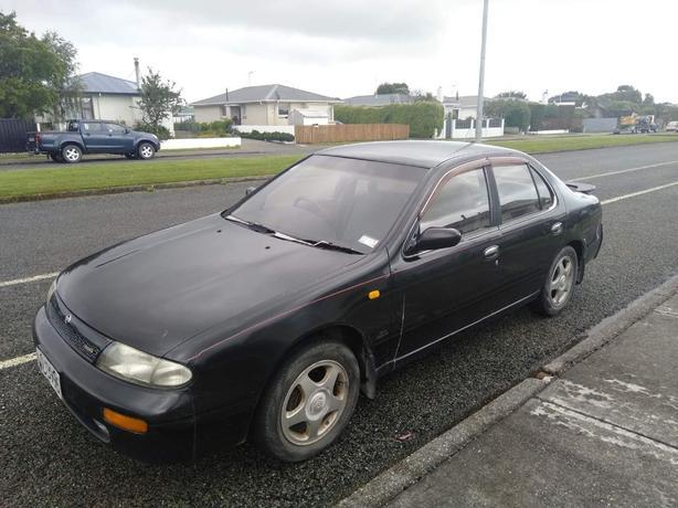 Nissan 1992
