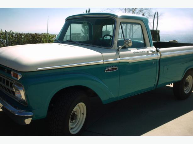 1965 FORD F250  AMERICAN PICK UP TRUCK