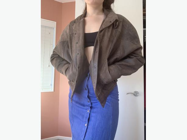 Nita Henry Designer Leather Jacket