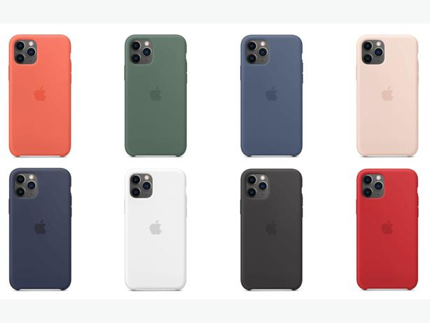 Apple iPhone 11 Pro Official Silicone Case in Retail Box