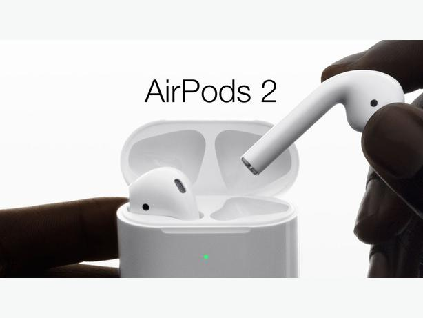 Apple Official AirPods 2 with Wireless Charging Case