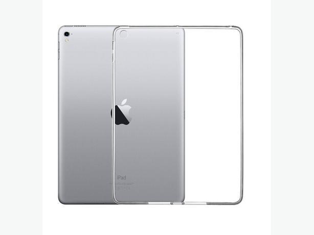 Apple iPad Mini 1 | 2 | 3 Soft TPU Clear Case Back Cover