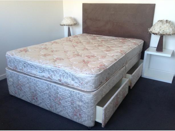 Divan Bed (double)