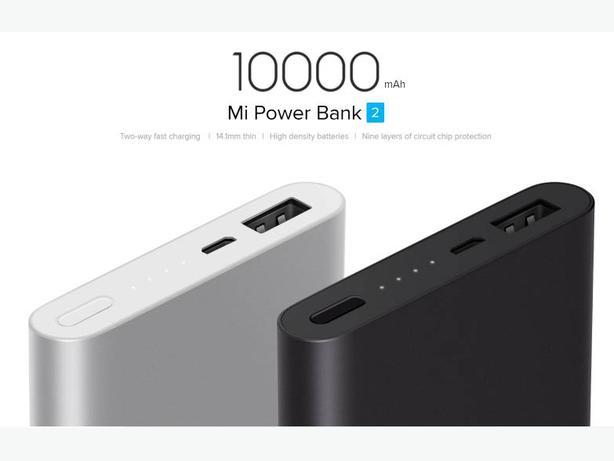 Xiaomi Powerbank2 10000mAh Black with Authenticity Sticker