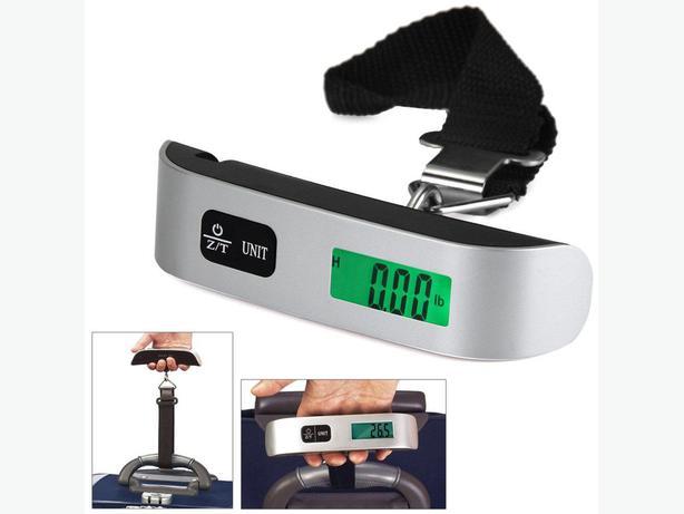 Portable Digital Luggage Scale 50kg