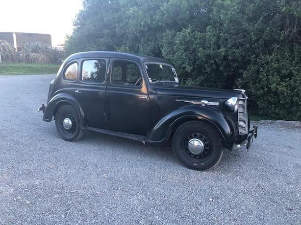 1939 Austin Austin 10 Pre War Saloon