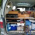 Van Toyota Granvia ( Self contained)