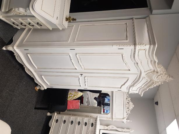 French Style Armoire New
