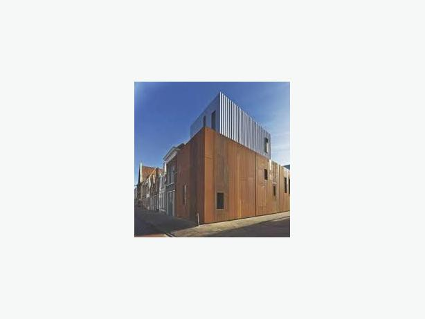 Effective Corten Steel Cladding for Corrosion Protection