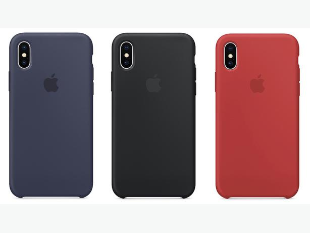 Apple iPhone X & XS Official Genuine Silicone Case in Retail Box