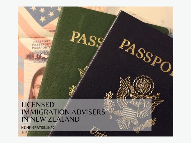 Licensed Immigration Advisers In New Zealand