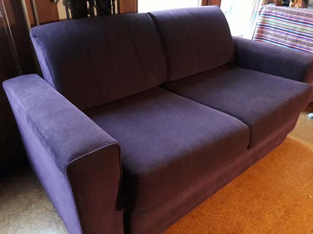 Hi-Quality Sleeper-Couch, Kiwi Made