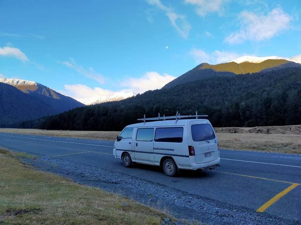 Camper Van self contained