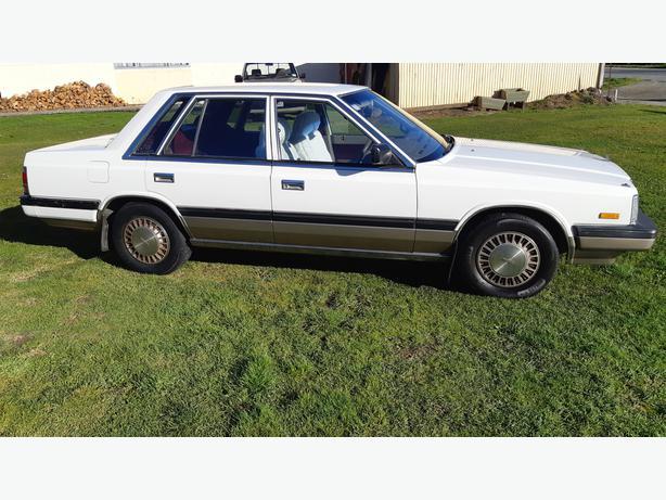 Classic 1985 Nissan Laurel