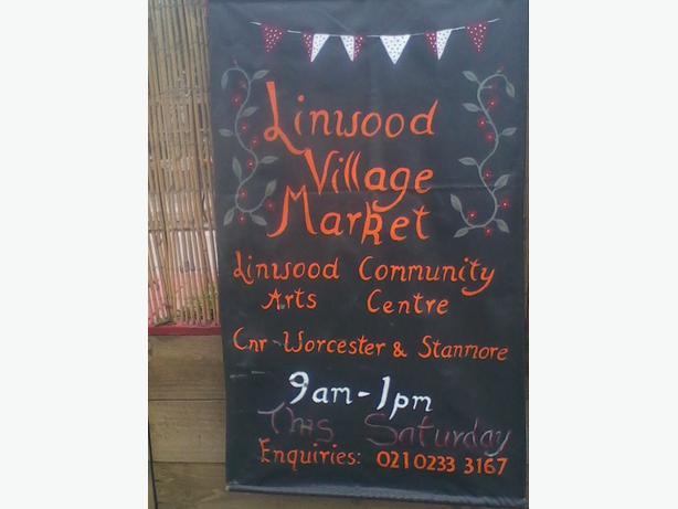 Linwood Village Market - Saturday 7th November
