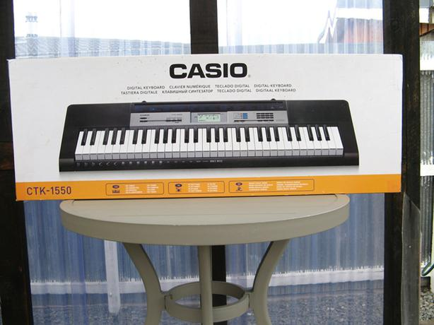 Casio Digital Keyboard