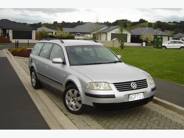2003 Volkswagen Passat Estate V5