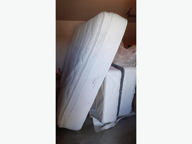 KING SIZE MATTRESS & SPLIT BASE SET