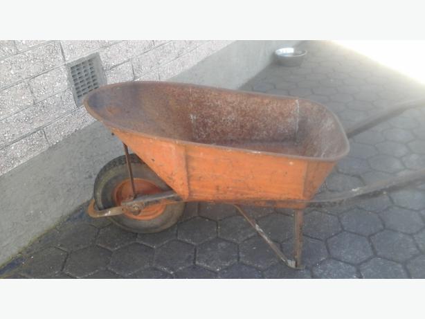 Contractors wheelbarrow