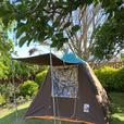 9x9 Tent