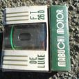 1960's slot car motor Mabuchi mint in box
