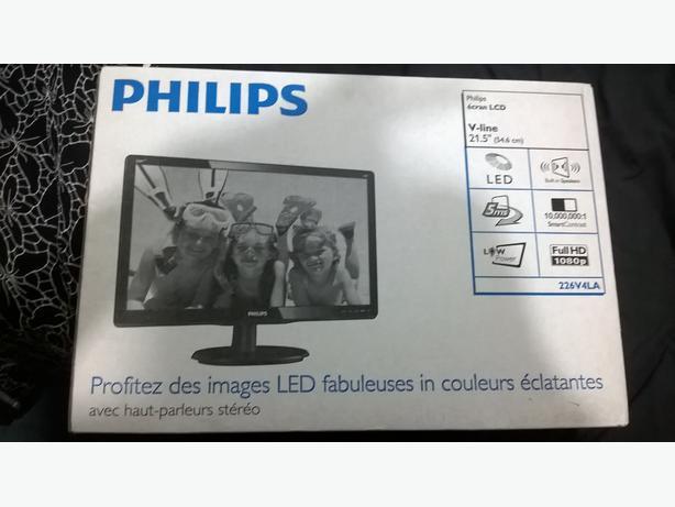 Philips LCD Monitor 21.5