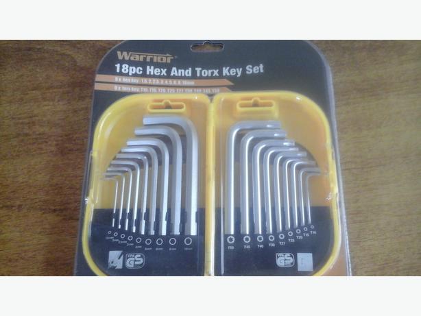 torx key set