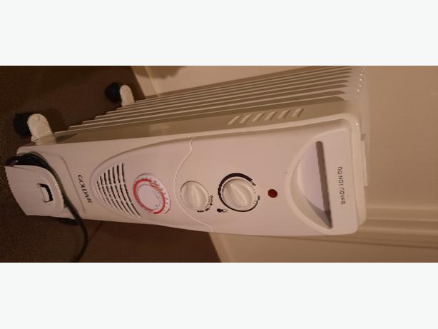 heaters.... oil heater  and fan heater