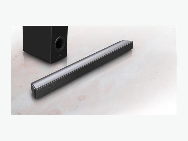 panasonic soundbar with woofer....only $230