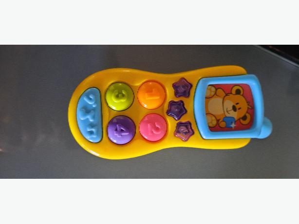 musical phone + musical toys