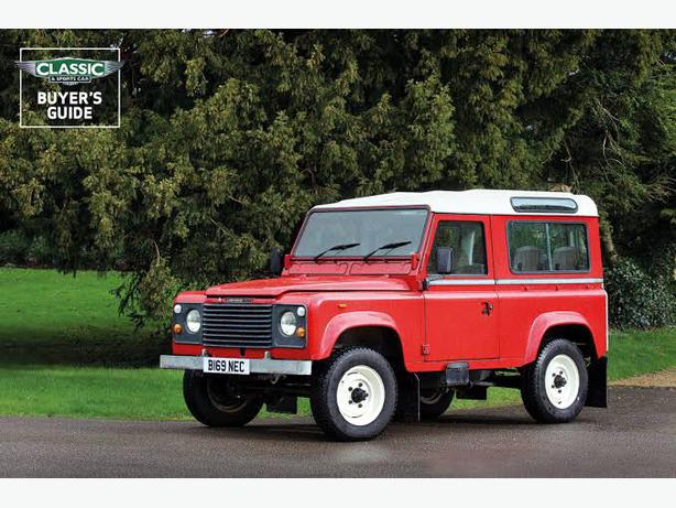 WANTED: land rover 90 or similar!